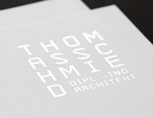 Architekturbüro Thomas Schmied